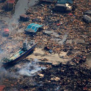 Bí ẩn quanh động đất kinh hoàng ở Nhật