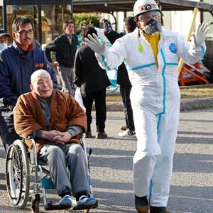 Nhật Bản bắt tay ứng phó phóng xạ hạt nhân