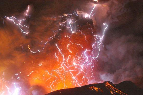 Những hiện tượng kỳ lạ sau thiên tai