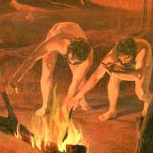 Lửa được phát hiện muộn tại châu Âu