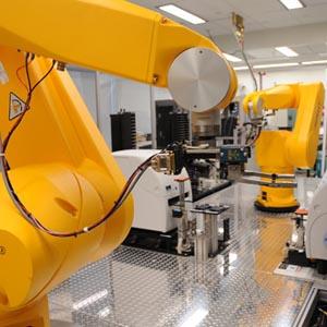 Hệ thống robot kiểm tra độc tố