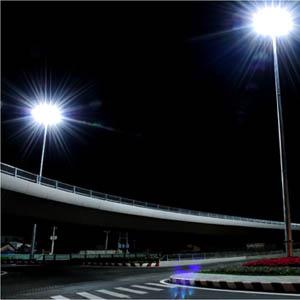 Sử dụng công nghệ tiết kiệm điện cho đèn đường