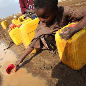 Châu Phi đối mặt với nguy cơ cạn kiệt nguồn nước