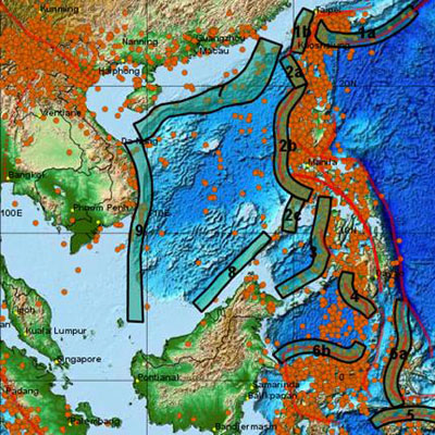 Nguy cơ động đất sóng thần ảnh hưởng đến Việt Nam