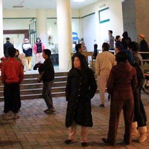 'Chấn động ở Hà Nội có liên quan tới động đất Nhật Bản'