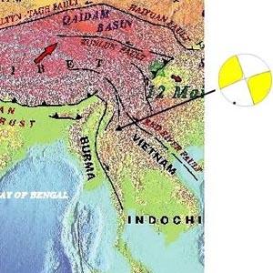 Rung chấn VN không liên quan động đất Nhật
