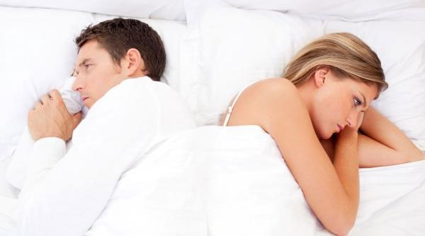 Đau đầu làm giảm ham muốn tình dục nữ