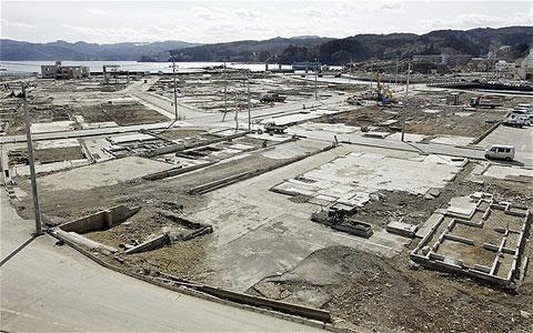 """Sự sống hồi sinh trên """"vùng đất chết"""" Fukushima"""