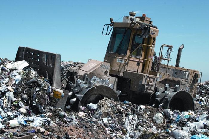 Trung Quốc đẩy mạnh tái chế rác thải công nghiệp
