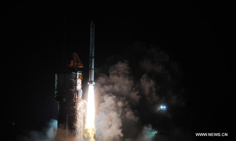 Trung Quốc phóng 12 vệ tinh khí tượng trước 2020