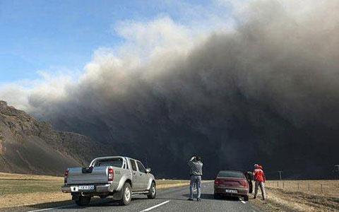 """Những núi lửa có thể """"tỉnh giấc"""" trong năm 2012"""