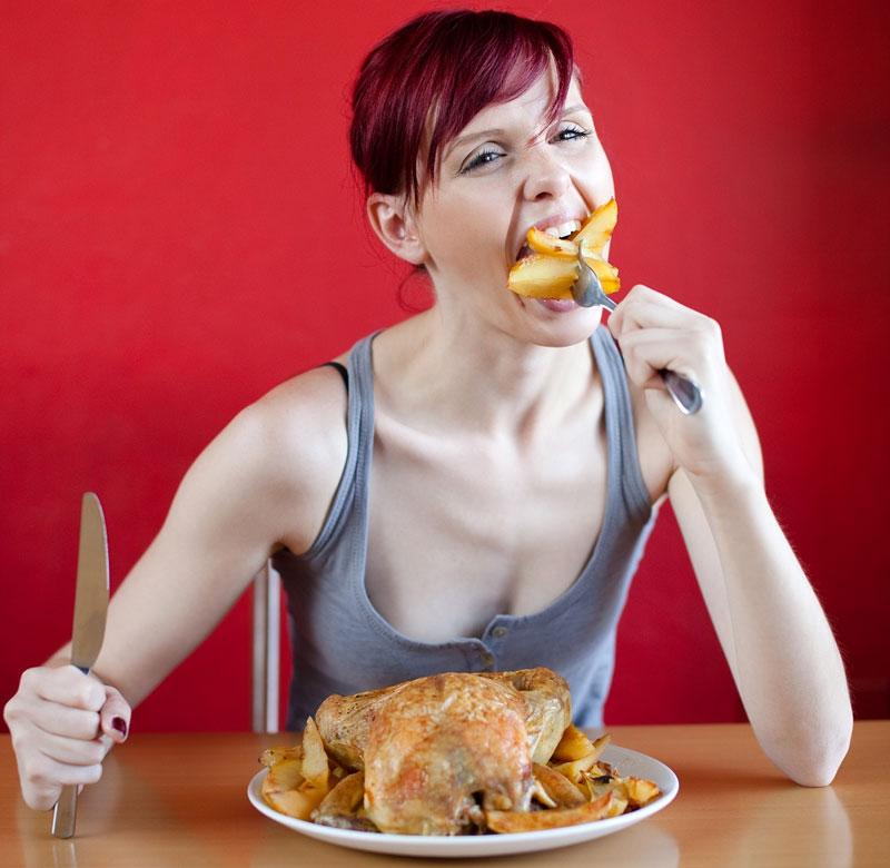 Thuốc giúp ăn thỏa thích, không sợ tăng cân?