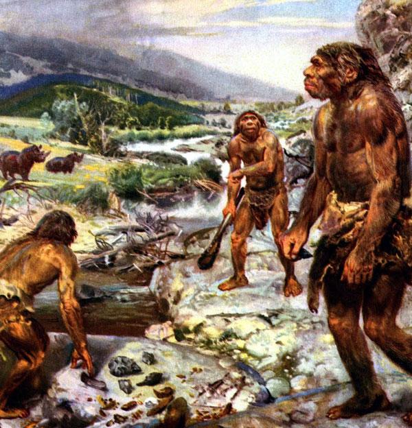 Người Neanderthal từng vượt Địa Trung Hải