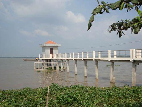 Khánh thành 12 trạm quan trắc thủy văn sông Mekong