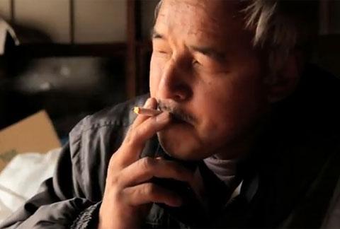 Người duy nhất sống ở đất chết gần Fukushima