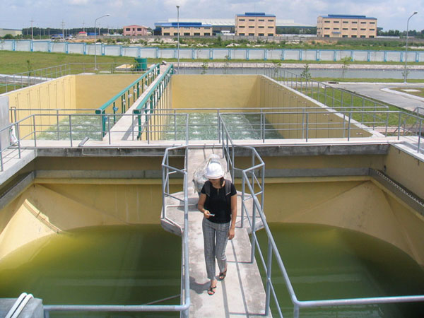 Hà Lan tài trợ Ninh Thuận thu gom, xử lý nước thải