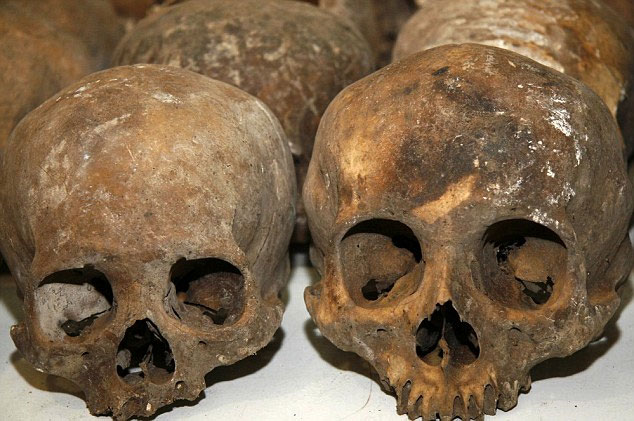 Phát hiện ngôi mộ tập thể 1.300 năm tuổi