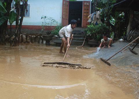 Việt Nam trong nhóm bị nước biển đe dọa ở Đông Nam Á