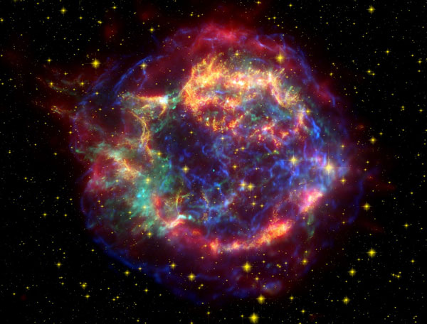 Bản đồ mới về các hệ thống ngôi sao