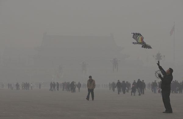 Ô nhiễm không khí sẽ giết gần 4 triệu người