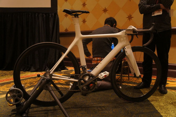 Thay đổi tốc độ xe đạp bằng ý nghĩ