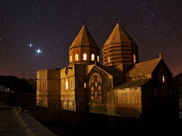 """Hiện tượng đặc biệt trong vũ trụ, sao Kim và sao Mộc """"hẹn hò"""" vào đêm 12/3"""