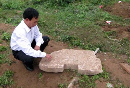 Phát lộ công trình kiến trúc cổ thời Lý - Trần