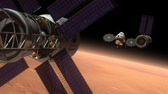 NASA cần phải sử dụng tàu không gian Nga dài hạn