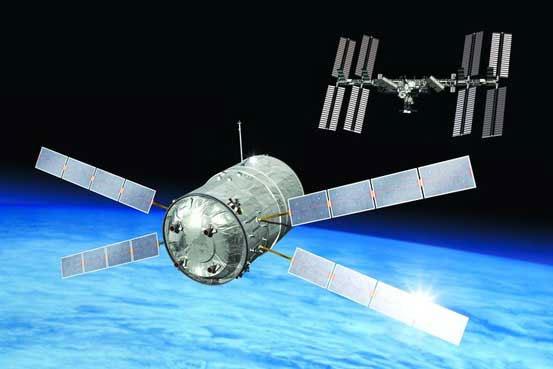 Châu Âu phóng thành công tàu vận tải ATV-3 lên ISS