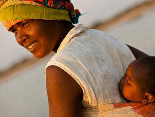 """Những """"bà tổ"""" của đảo quốc Madagascar"""