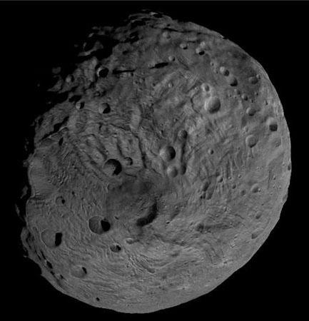 """Tiểu hành tinh Vesta """"rất giống"""" Trái đất"""