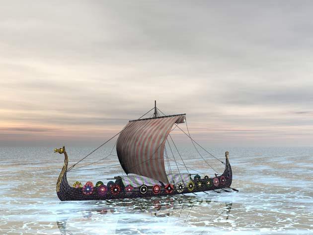 Bạn đồng hành của người Viking