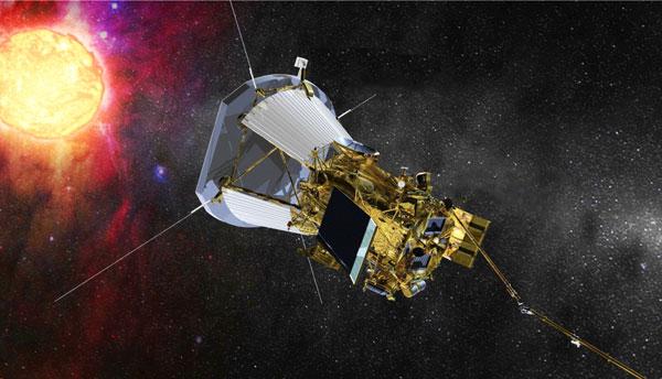 Dự án siêu lớn NASA: Bay lên Mặt trời