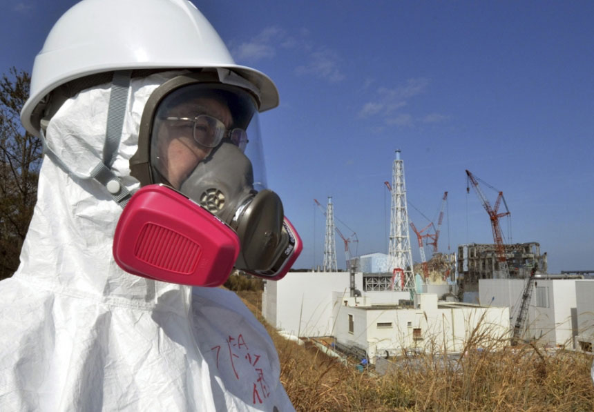 Nhật tìm cách giảm mức phóng xạ ở Fukushima
