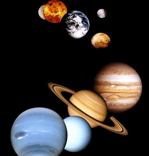 """Cuộc """"diễu hành thế kỷ"""" của các hành tinh"""