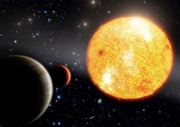 Tìm thấy hành tinh lâu đời nhất trong vũ trụ