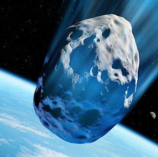 Sao chổi dội bom sự sống lên Trái đất