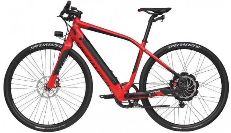 Ngắm xe đạp điện siêu nhanh và siêu đẹp