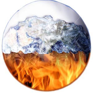 Trái Đất nóng lên gây hiện tượng thời tiết cực đoan