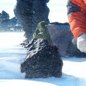 Phát hiện thiên thạch lớn ở Nam Cực