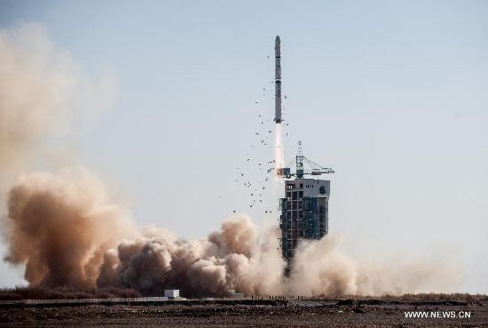 Trung Quốc đã phóng thành công vệ tinh cảm ứng từ xa  Yaogan 16 lên quỹ đạo bằng tên lửa đẩy Trường Chinh 4C.
