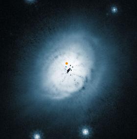Chứng kiến sự khai sinh hành tinh