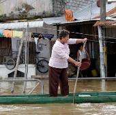 8 người thiệt mạng do lũ lụt nghiêm trọng ở Ecuador