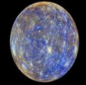 Những bức ảnh chưa từng công bố về sao Thủy