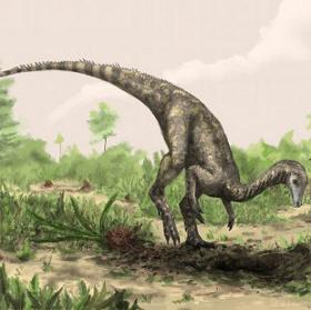 Cá sấu săn khủng long