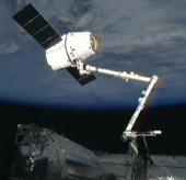 Phi thuyền tư nhân vẫn tới ISS dù gặp sự cố