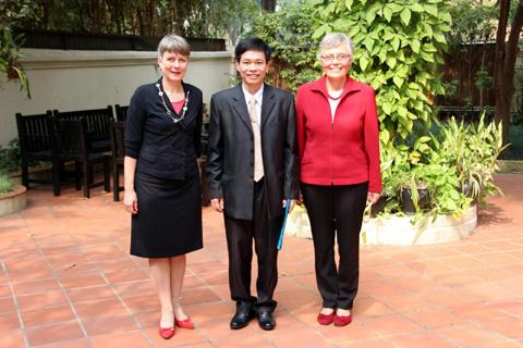 Tiến sĩ Nguyễn Thế Hoàng