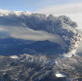 Tác dụng của hiện tượng núi lửa phun trào