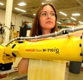 Robot giúp doanh nghiệp Mỹ đấu Trung Quốc