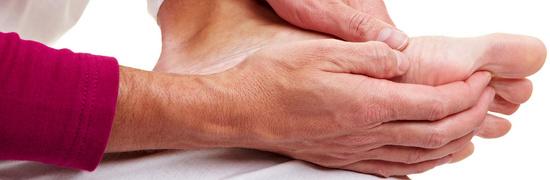 Loét chân thường gặp ở bệnh nhân tiểu đường
